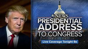 President Trump Speech to Joint Session of Congress – 9 ...
