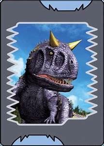 Image - 41.CARNOTAURO.png - Dinosaur King: Cards ...