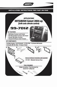 Wiring Diagrams And Free Manual Ebooks  Metra 99