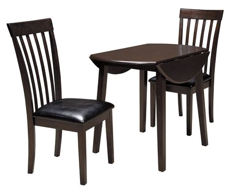 circle dining table set buy ashley furniture hammis round dining room table set