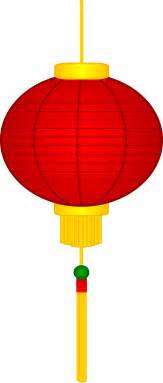chinese lantern clip art cliparts co