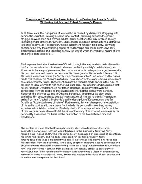 Or Obsession Research Paper Wuthering Heights by Essay Wuthering Heights Mfawriting877 Web Fc2