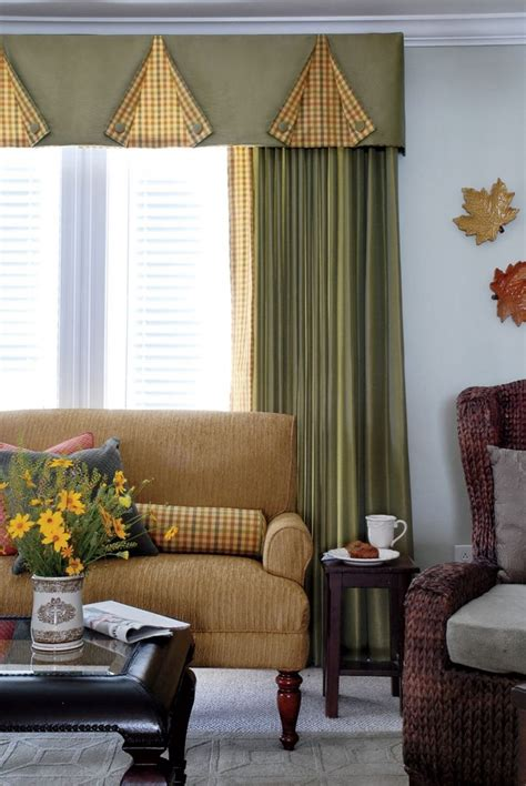 curtains for living room picture