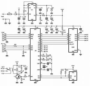 Schematic Circuit Diagram Of Control The Only Way To Enjoy