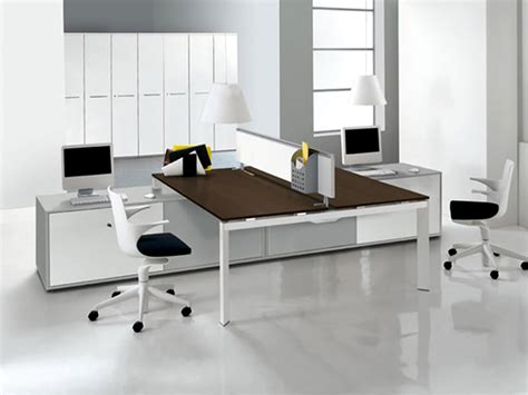 gallery furniture office desk modern office interior design with double entity desk