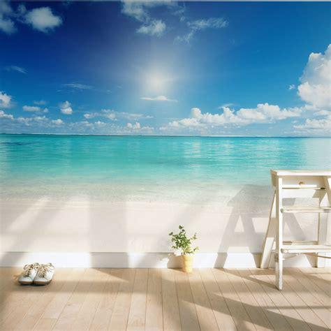 Wallpaper Ocean Scenery