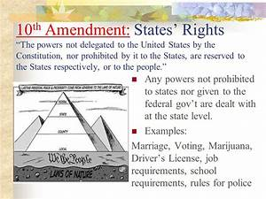 The first 10 amendments To the U. S. Constitution - ppt ...