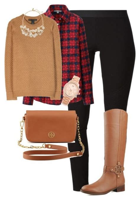 Fall Outfits Knit Longsleeve Tall Boots Preppy