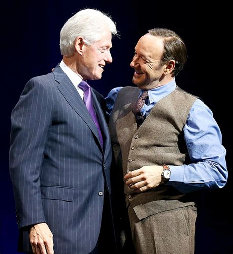 Kevin Spacey And Bill Clinton Are Gay For Each Other