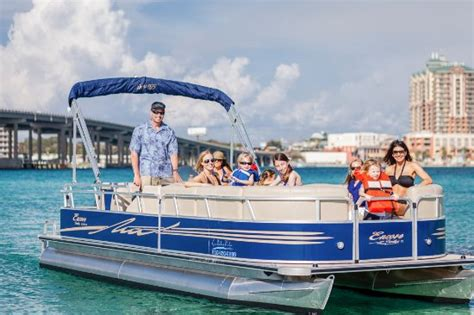Used Pontoon Boats Destin Fl by Floating Water Park Time Of Your