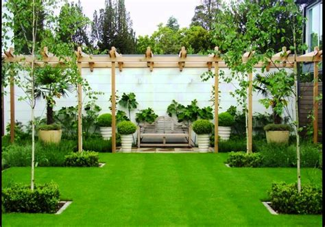 Perfect Idee Giardino Moderno Idee Giardino Piccolo
