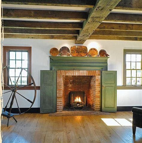 Primitive Decorating Ideas For Fireplace by Best 25 Primitive Fireplace Ideas On