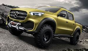 Pick Up Mercedes Amg : why everyone 39 s going nuts over the mercedes pickup truck an explainer ~ Melissatoandfro.com Idées de Décoration