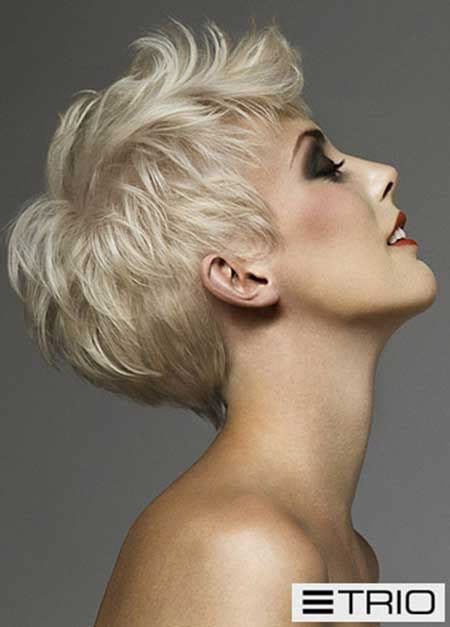 latest short blonde hairstyles short hairstyles
