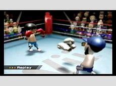 Wii Sports Boxing vs Ren Level 3124 YouTube