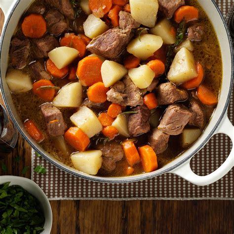 lamb stew recipe taste  home