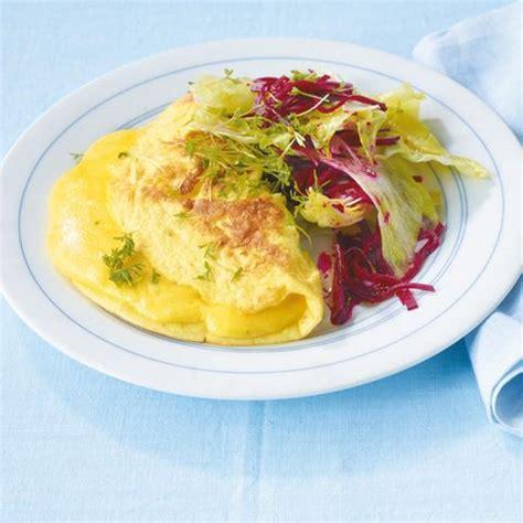 kaese omelette rezept essen und trinken