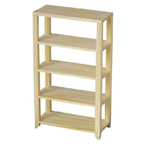meubles cuisine en kit etagere bois brut