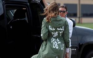 Melania Trump visits US-Mexico border, sparking ...