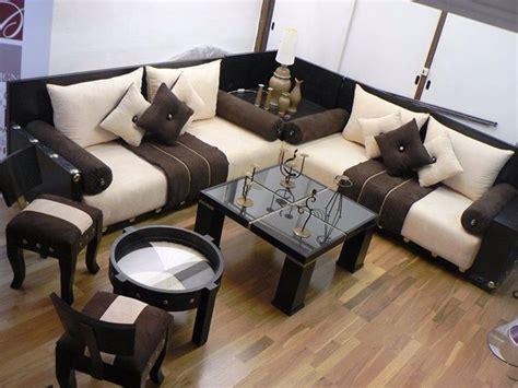canapé sedari fauteuil de salon marocain et canapé moderne déco salon marocain