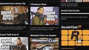 Gta V Social Club Tv Leak Leads To Ban  U2013 Product Reviews Net