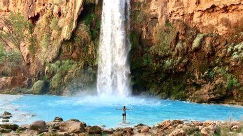 Havasupai Falls Paradise On Earth Supai Arizona Youtube