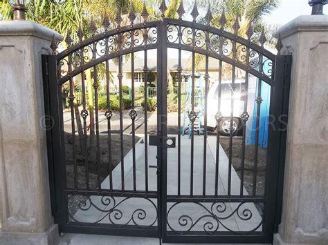 gate with door gates door
