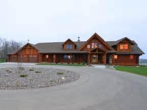 Wisconsin Log Homes