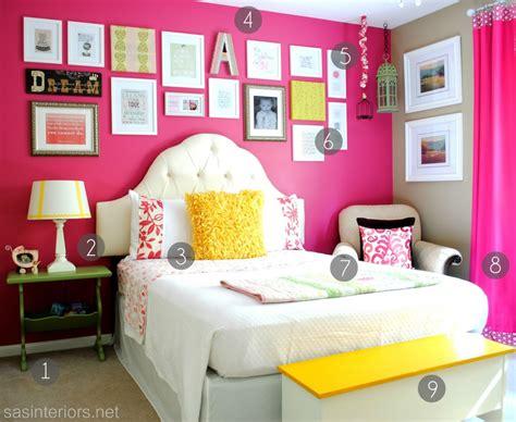 Big Girl Bedroom {reveal}  Jenna Burger