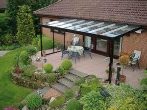 offene terrassen uberdachung bei aigner gartenkult With französischer balkon mit offene feuerstelle garten
