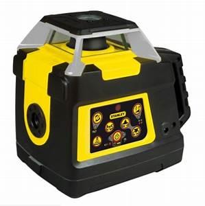 Laser Rotatif Stanley : pack niveau laser rotatif rl hv stanley ~ Edinachiropracticcenter.com Idées de Décoration