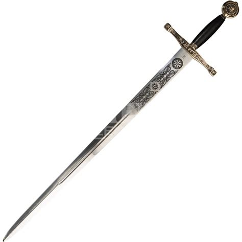 bronze hilt excalibur sword sg201 by zombies playground