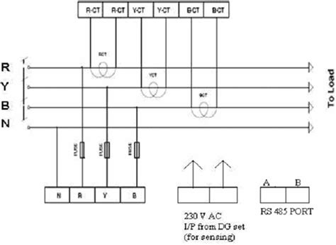 ct kwh meter wiring diagram 27 wiring diagram images
