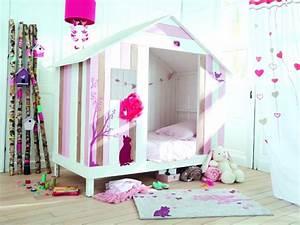 Cabane Chambre Fille : lits cabanes 10 mod les pour une chambre d 39 enfant cocon ~ Teatrodelosmanantiales.com Idées de Décoration