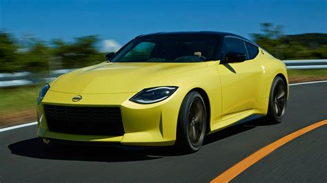 The Nissan Z Proto has been revealed