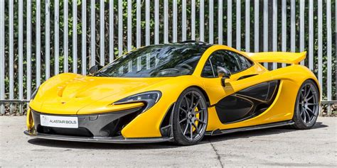 2016 Mclaren P1 For Sale With Only 3 Miles