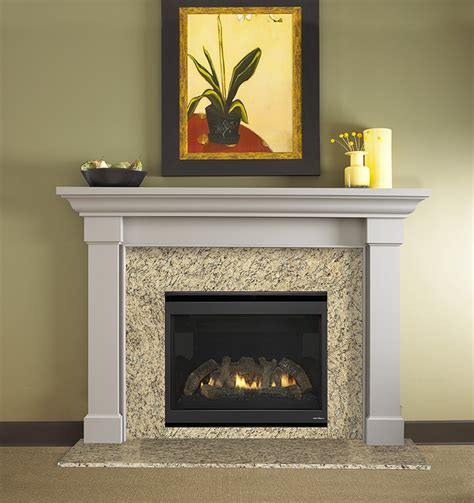 heat glo slimline fusion series gas fireplace hoasis