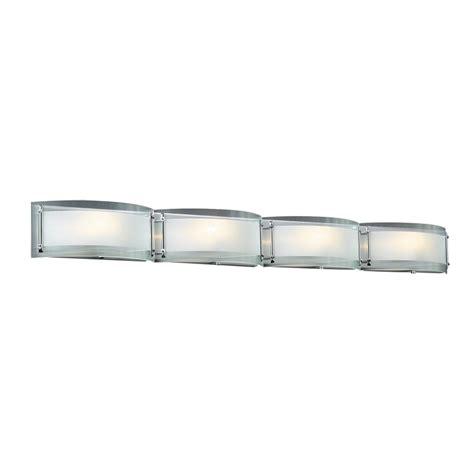 shop plc lighting 4 light millennium polished chrome