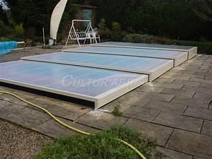 abris de piscine plat romane abri piscine cultur With fabriquer un abri de piscine
