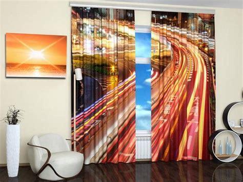 modern window treatments  art prints enhancing travel