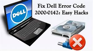Fixed  Dell Error Code 2000