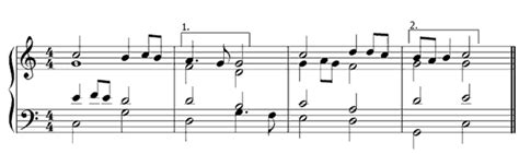 You can think of a phrase as a complete musical thought with the cadence being the end of that musical thought. 11. Progressions & Cadences