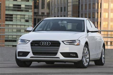 2013 Audi A4 New Car Review Autotrader