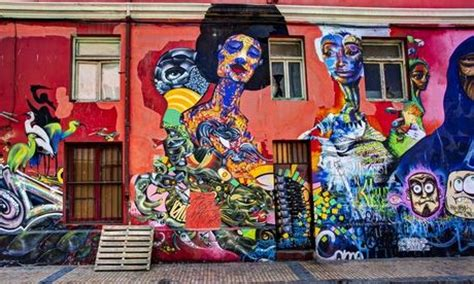 chile cool art   graffiti  laid