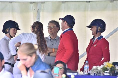 Bill Gates visita Xalapa, apoya a su hija en concurso ...