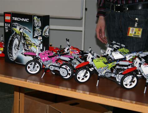 lego technic motorcycles set  demo versions