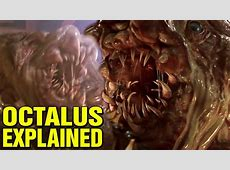 WHAT IS THE OCTALUS CREATURE? DEEP RISING EXPLAINED YouTube