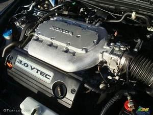 2004 Honda Accord Ex V6 Sedan 3 0 Liter Sohc 24