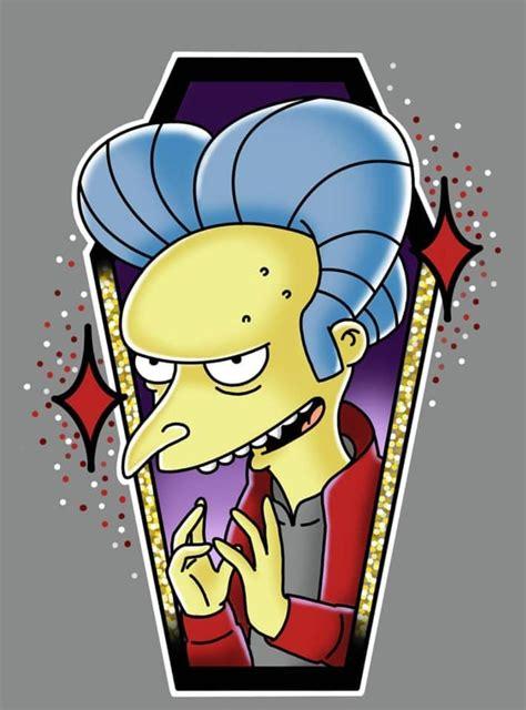 Vampire Burns, The Simpsons: Treehouse of Horrors ...