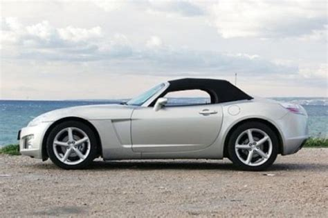 Opel Roadster by Opel Gt Roadster Technical Details History Photos On